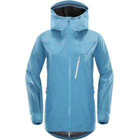 Haglöfs W's Niva Jacket Blue Fox